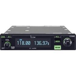 ICOM IC-A220 Aviation VHF Radio 25/8.33 kHz spacing