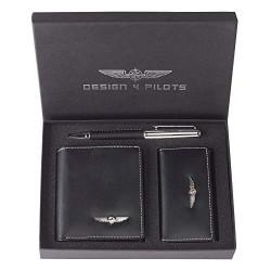 Design 4 Pilots Wallet Set