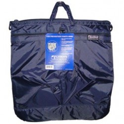 FLYBOYS DEFENDER OVERSIZED HELMET BAG BLUE