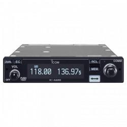 ICOM IC-A220 TSO VHF COM RADIO 8,33 KHz
