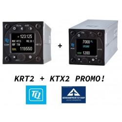TRANSCEIVER KRT2-S 8.33 Khz Form1