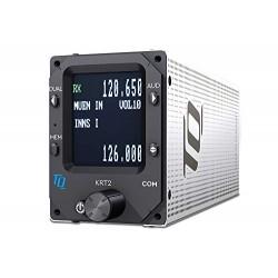 Aviation Radio KRT2-P 8.33 Khz