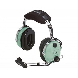 CUFFIE HEADSET DAVID CLARK H10-36 FOR HELICOPTER PILOT