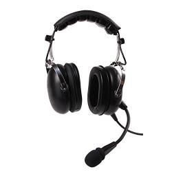 Cuffie per Pilota di Aereo general Aviation e Vds con gel e noise reduction